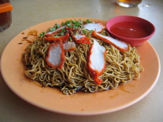 Kapit, Malesia: Sarawak Kampua 面