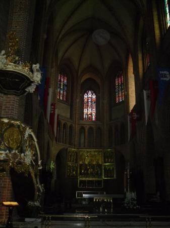 Katedra Poznańska: Katedraali