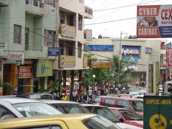 Downtown Manta