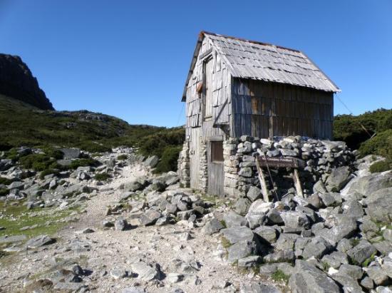 Launceston, Australia: BASE OF CRADLE  MOUNTAIN