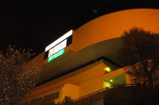 Then to the Pensacola Civic Center.