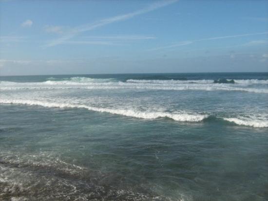 Quebradillas, Puerto Rico: ocean view