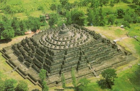 Bilde fra Borobudur