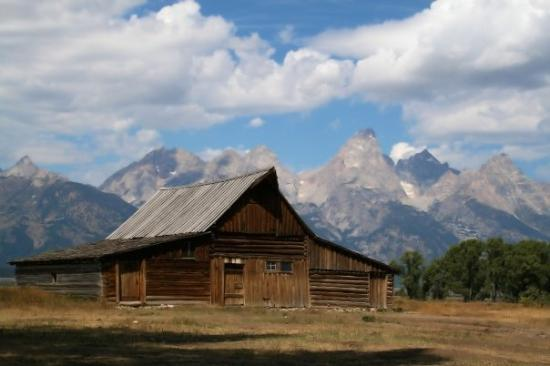 Teton Village, Вайоминг: Teton National Park Wyoming 2007