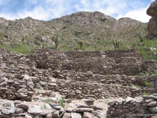 Tafi del Valle, Argentina: Ruinas de Quilmes