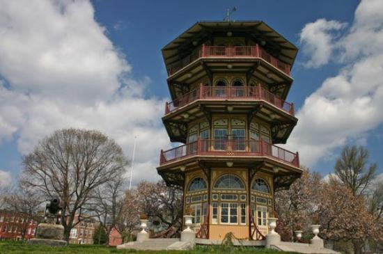 Patterson Park, Baltimore MD