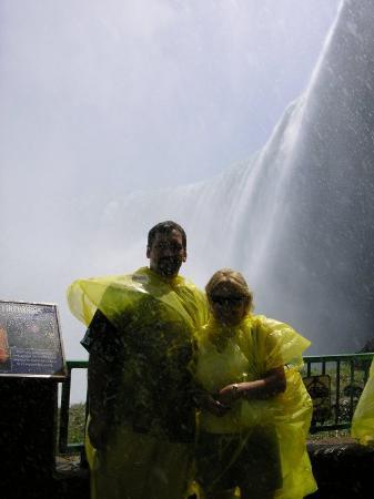 Whirlpool Jet Boat Tours: Niagara Falls , 2007