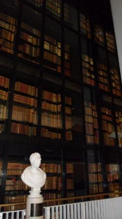 The British Library Gallery was probably one of the coolest things we saw in London, in my opini