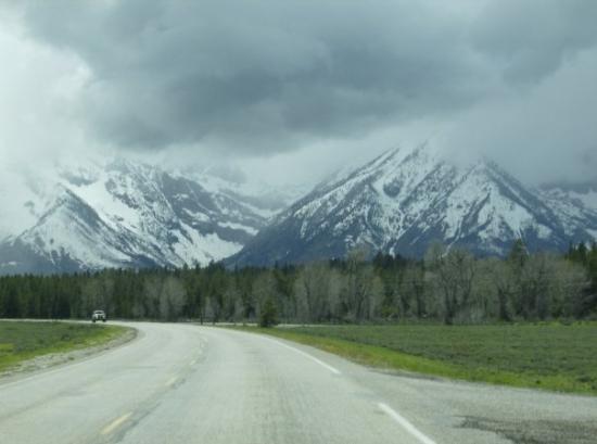 Grand Teton Np Wyoming Fotograf 237 A De Parque Nacional