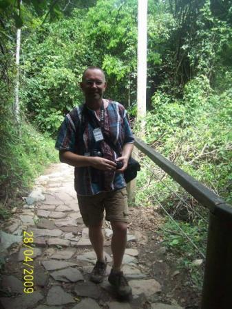 Kakum National Park: To the canape walk