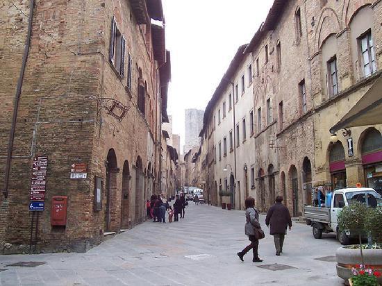 Fabio Apartments San Gimignano: San Gimignano 3