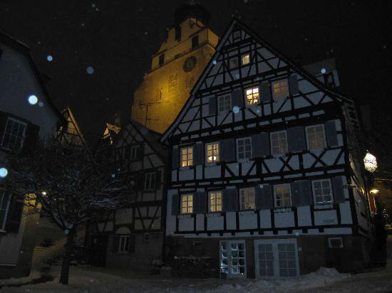 Pension Kirchgasse: The Hotel/B&B