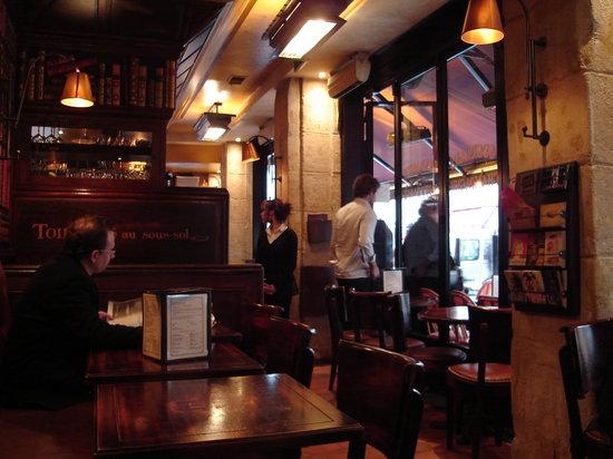 Cafe Le Buci: Le Buci