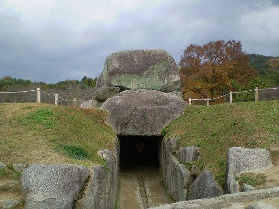 Ishibutai Tomb