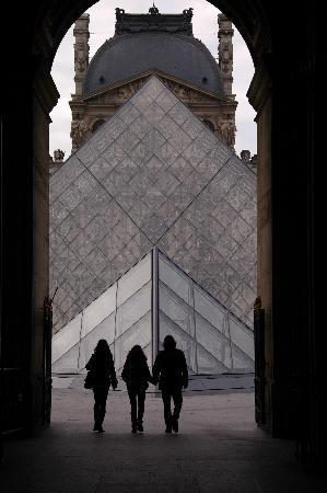 Photo Tours In Paris: Musee du Louvre
