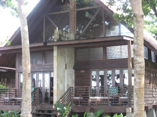 Pulau Umang Resort & Spa: the cottage