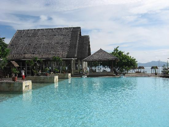 Pulau Umang Resort & Spa : the pool