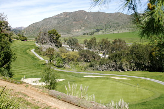 ‪Pala Mesa Resort Golf Course‬