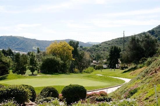 Pala Mesa Resort Golf Course: South Hole #7 Par 3