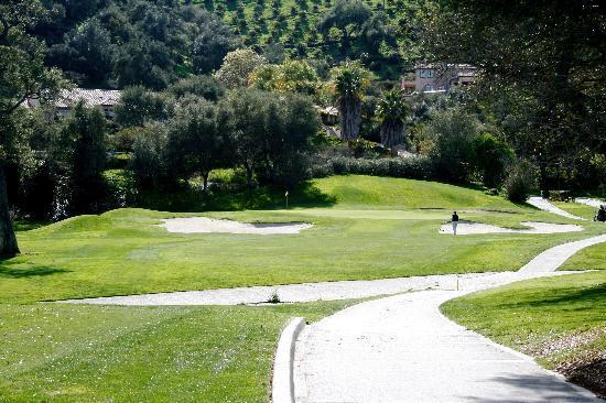 Pala Mesa Resort Golf Course: North Hole #4 Par 3