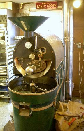 Saugatuck, MI: Coffee Roaster