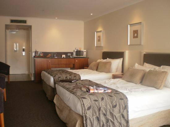 Double Room - comfortable beds!