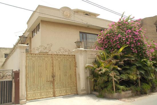 Sabharwal's Homestay : Front Facade