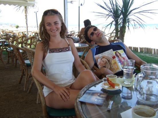 Neoi Poroi, Grecja: :D  Cosmo - povesti de adormit copiii....