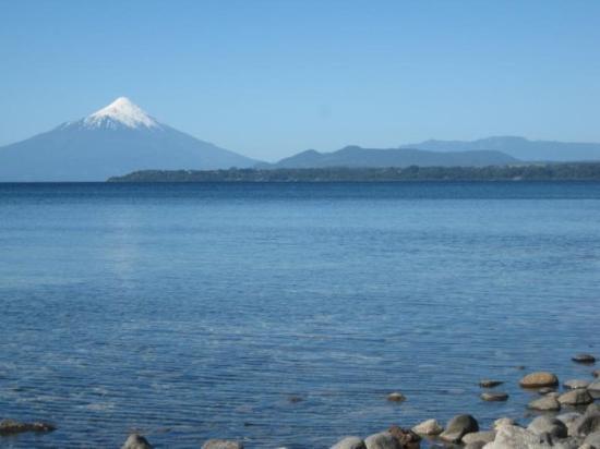 بويرتو فاراس, شيلي: Lago Llanquihue & Volcano Osorno