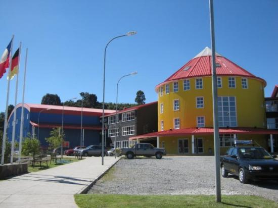 بويرتو فاراس, شيلي: die Schule