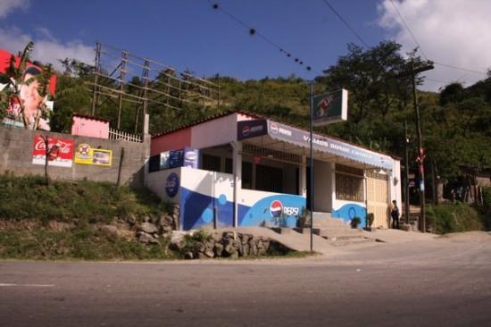 Tegucigalpa, Honduras: San Buenaventura, Honduras