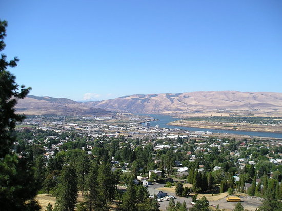 The Dalles, OR: The Dalls, OR