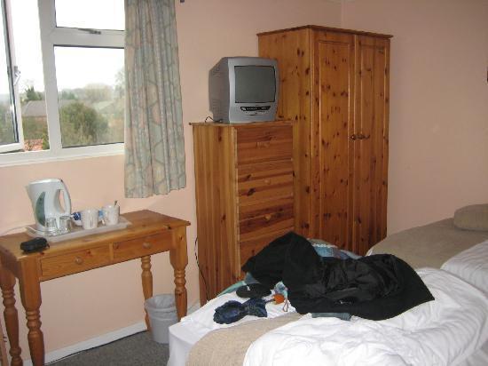 cambridge dykelands guest house: