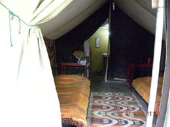 Nameri National Park, Hindistan: Tent View