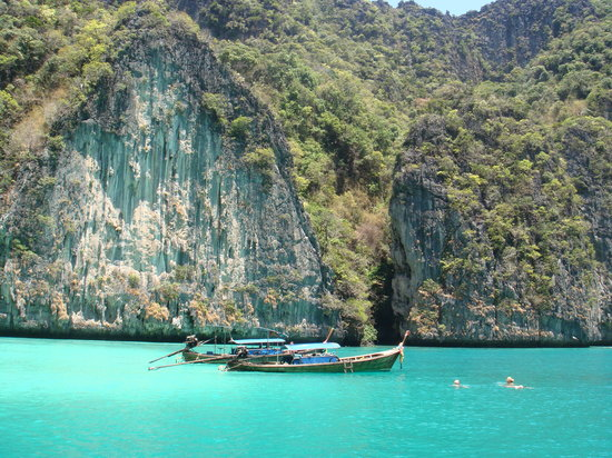 Tailândia: Phi Phi island