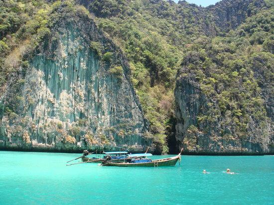 Thailand: Phi Phi island