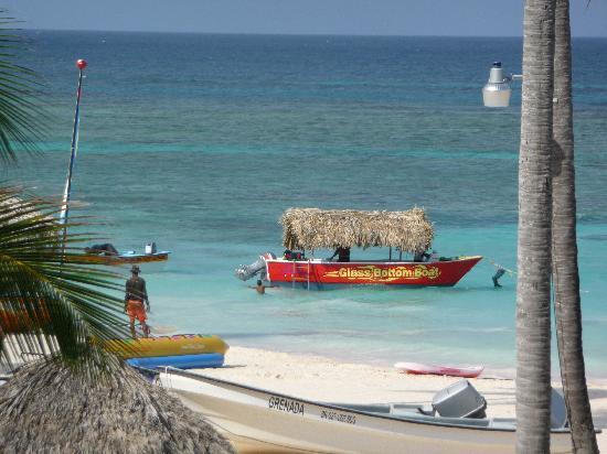 VIK Hotel Arena Blanca : vue plage depuis ch 5121
