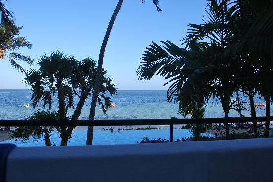 Voyager Beach Resort: View from the balcony