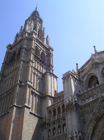 Toledo, Spain: Cattedrale