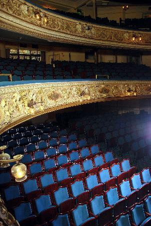 The Grand Theatre Blackpool : Grand Theatre Blackpool