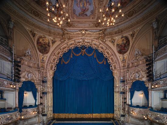 The Grand Theatre Blackpool : Grand Theatre Blackpool