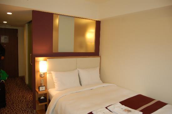 Hotel Ryumeikan Tokyo: Habitación