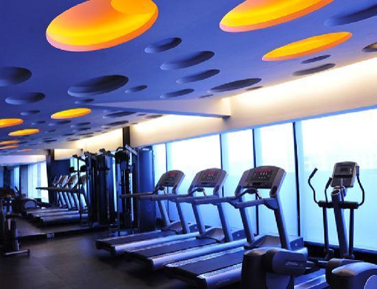 โรงแรมคราวน์ พลาซา เบงกาลูรู เมืองอิเล็กทรอนิกส์: Fitness Centre