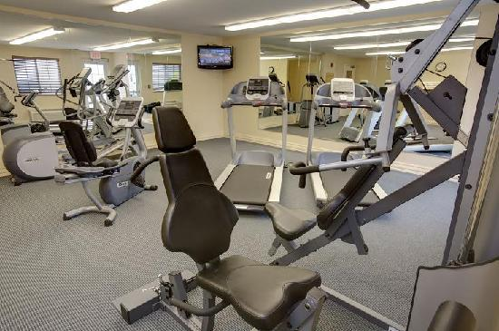 Candlewood Suites Flowood: Fitness Center