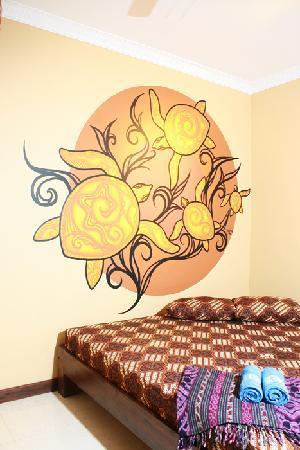 Hotel 1001 Malam : room art