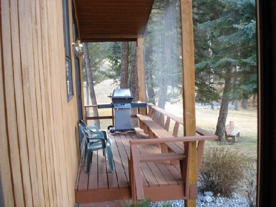 Fairmont Mountainside Vacation Villas: Deck