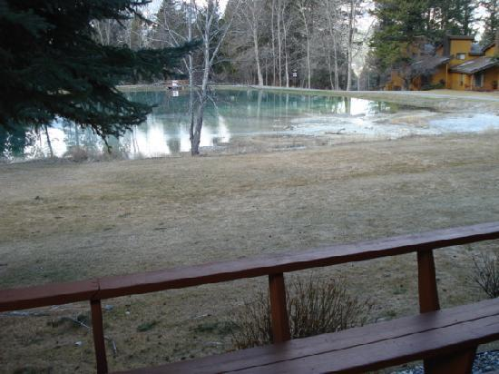Fairmont Mountainside Vacation Villas: View from Deck