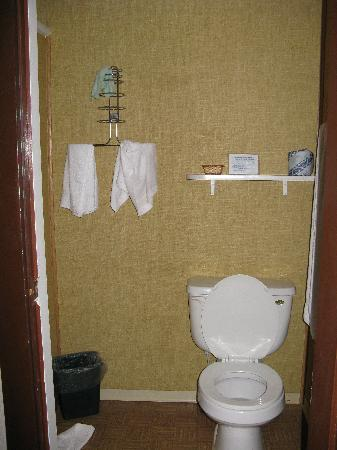 Lantern Inn: Bathroom