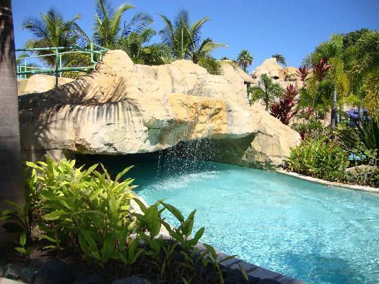 Mayaguez Resort & Casino: Parte de la Piscina