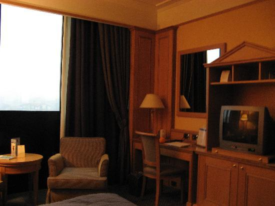 Grand Hotel Barone Di Sassj: Another view of our room